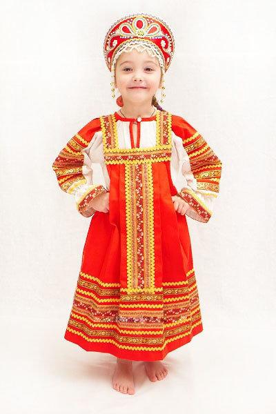 2a2eff52f13 Русский народный костюм